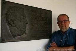 In memoriam: Antonio Camoyán